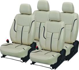 Pegasus Premium Polyutherene Leatherite Car Seat Cover For Tata Indica Vista
