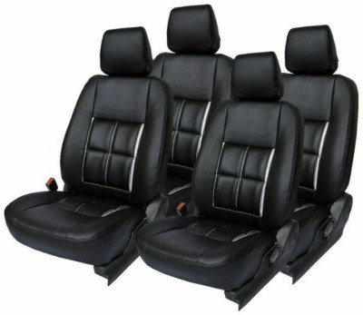 FRONTLINE PU Leather Car Seat Cover For Maruti Swift(5 Seater, 2 Back Seat Head Rests)