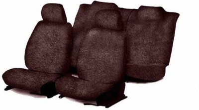 Speedwav Cotton Car Seat Cover For Chevrolet Spark(Without Back Seat Arm Rest, 5 Seater, 2 Back Seat Head Rests)
