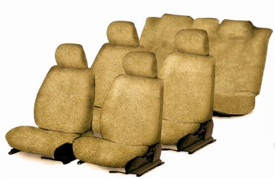 Speedwav Denim Car Seat Cover For Mahindra Xylo