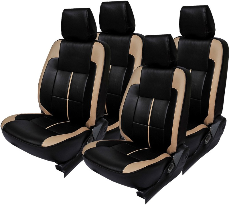 Autofurnish Leatherette Car Seat Cover For Maruti Ritz(Fixed Head Rest, Split Back Seat, Without Back Seat Arm Rest, 5 Seater, 2 Back Seat Head Rests)