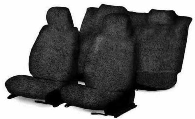 Speedwav Cotton Car Seat Cover For Hyundai i10(Without Back Seat Arm Rest, 5 Seater, 2 Back Seat Head Rests)