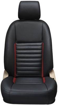 FRONTLINE PU Leather Car Seat Cover For Renault Kwid(5 Seater, 2 Back Seat Head Rests)