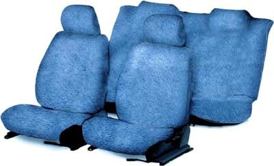 Speedwav Cotton Car Seat Cover For Maruti Zen Estilo(4 Seater, 2 Back Seat Head Rests)
