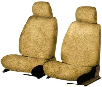 Allure Auto Cotton Car Seat Cover For Daewoo Matiz(Front Detachable Headrest, Without Back Seat Arm Rest, 5 Seater)