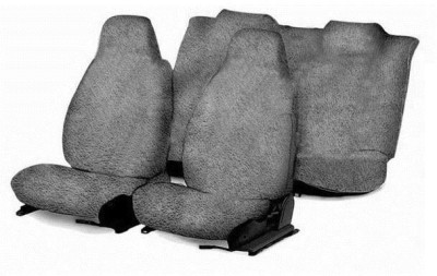 Speedwav Cotton Car Seat Cover For Maruti Alto K10(Without Back Seat Arm Rest, 5 Seater, 2 Back Seat Head Rests)