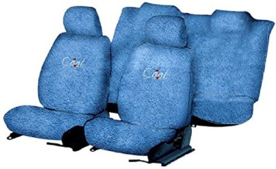 JMJW & SONS Cotton Car Seat Cover For Hyundai Santro(4 Seater, 2 Back Seat Head Rests)