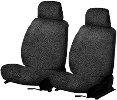 Speedwav Cotton Car Seat Cover For Maruti Swift(2 Back Seat Head Rests)