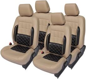 Autofurnish Leatherite Car Seat Cover For Fiat Punto