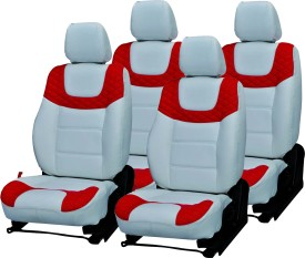 Pegasus Premium Polyutherene Leatherite Car Seat Cover For Hyundai Verna Fluidic
