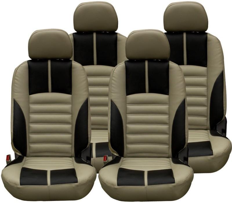 Autofurnish Leatherette Car Seat Cover For Maruti Swift(Front Detachable Headrest, Mono Back Seat, With Back Seat Arm Rest, 5 Seater, 3 Back Seat Head Rests)