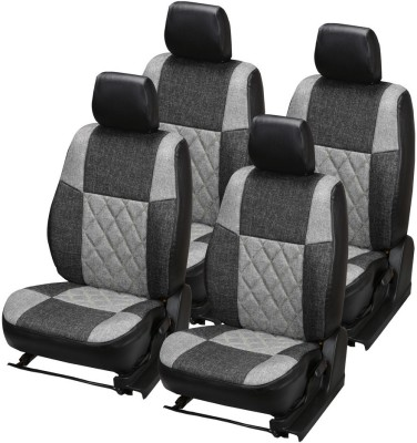 Pegasus Premium Jute Car Seat Cover For Mahindra XUV 500 Detachable Head Rest, Mono Back Seat, Without Back Seat Arm Rest, 5 Seater, 2 Back Seat Head  available at Flipkart for Rs.5499