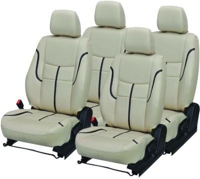 Pegasus Premium PU Leather Car Seat Cover For Maruti Zen Estilo(Fixed Head Rest, Mono Back Seat, With Back Seat Arm Rest, 5 Seater, 2 Back Seat Head Rests)