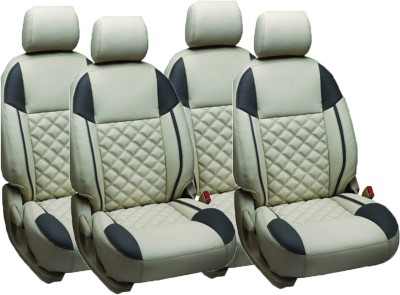 KVD Autozone Leatherette Car Seat Cover For Mahindra Scorpio