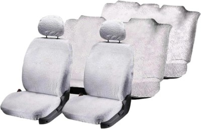 Speedwav Cotton Car Seat Cover For Tata Sumo(7 Seater, 2 Back Seat Head Rests)