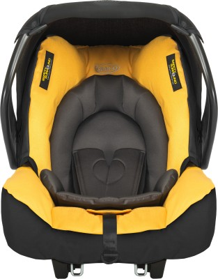 Graco Evo Snugsafe 0+ Baby Car Seat - Mineral Yellow(Yellow)