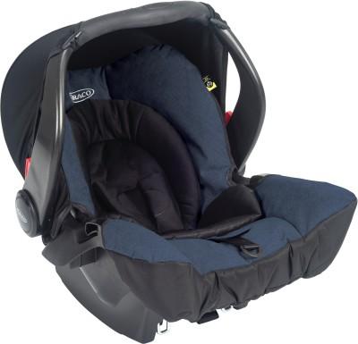 Graco Evo Group 0+ Snugsafe Car Seat - Navy(Blue)