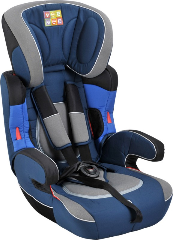 Mee Mee Rearward-Forward Facing Car Seat(Blue)