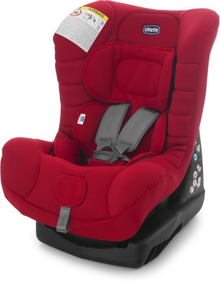 Chicco Eletta Comfort B. Car Seat Race(Red)