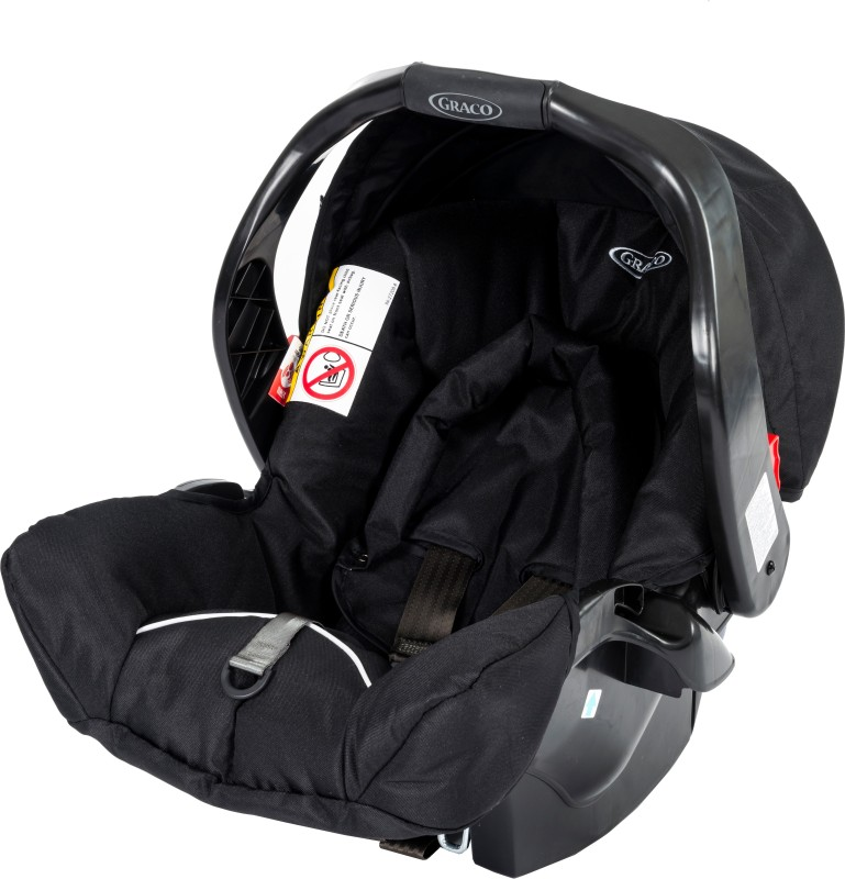 Graco Rearward Facing Sky Junior Baby Car Seat - Black Night(Black)