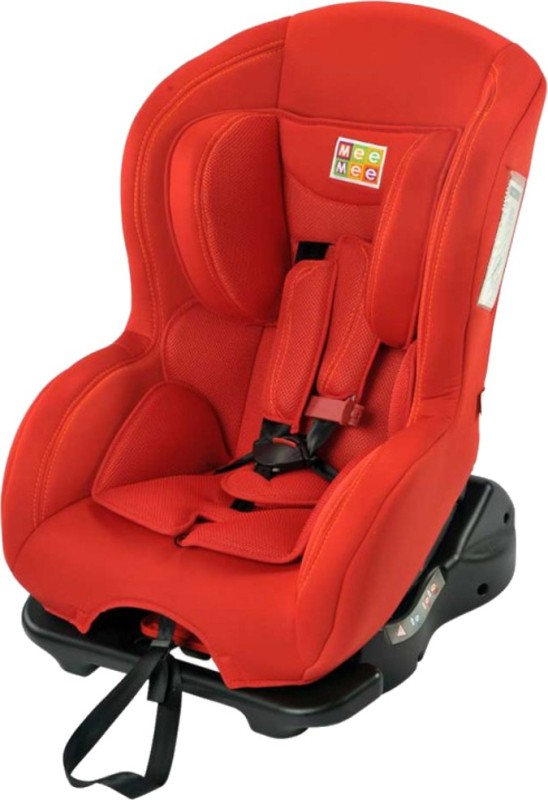 Mee Mee Forward Facing Baby Car Seat(Red)