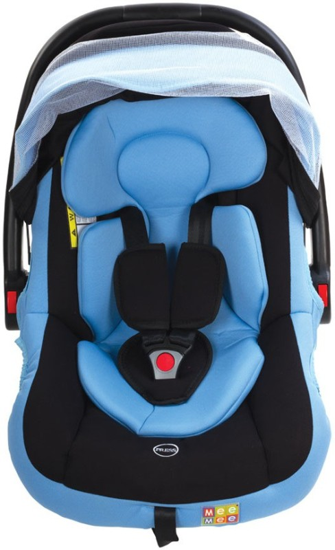 Mee Mee Forward Facing Car Seat Cum Carry Cot(Light Blue)