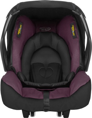 Graco Evo Snugsafe Car Seat - Plum