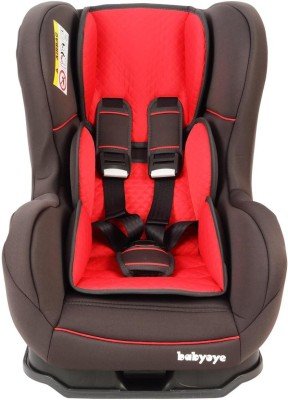 Babyoye Convertible Car Seat Cosmo SP Quilt Red(Red)