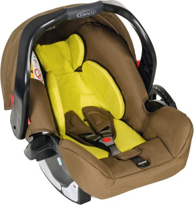 Graco Junior Baby Car Seat - Olive Lime(Multicolor)