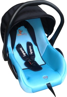 Sunbaby Secure Carry Cot Cum Car Seat