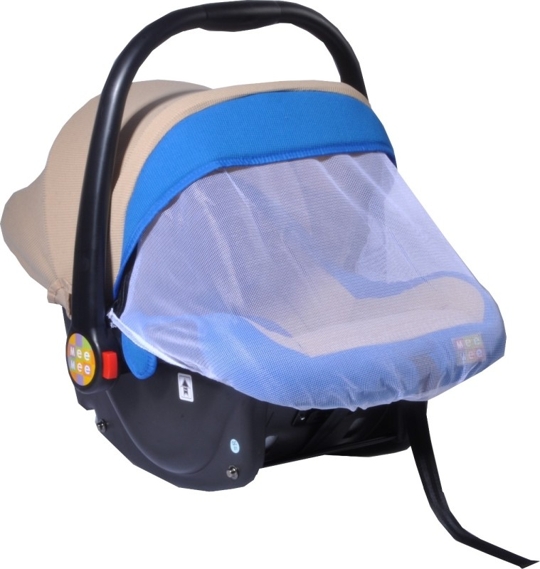 Mee Mee Forward Facing Car Seat Cum Carry Cot(Beige)