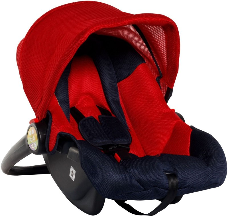 Mee Mee Forward Facing Carry Cot 3 in 1(Red, Blue)