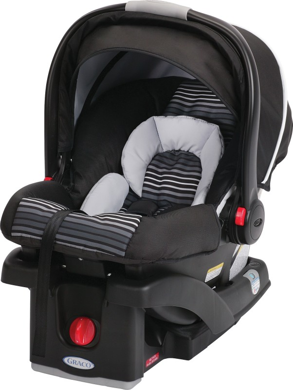 Graco Rearward Facing Snug Ride Click Connect 30 Infant Car Seat(Black)