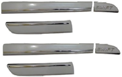 WOODMAN-9080-Maruti-New-Swift-2011-PMA-White-Car-Side-Beading