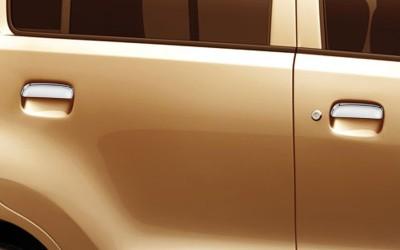 Speedwav 21750 Car Door handle Covers Set of 4 Chrome Mahindra Xylo Side Garnish