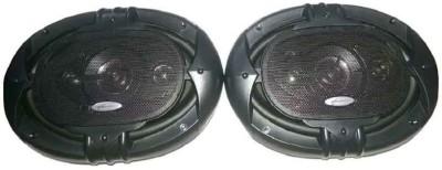 Worldtech Oval Speaker (800watts) Oval Component Car Speaker