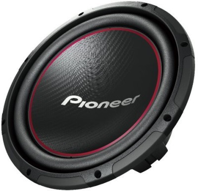 Pioneer TS-W304R 12-Inch Component Subwoofer with 1300 Watts Max Power TSW304R Component Car Speaker