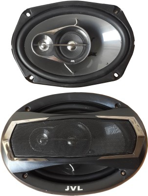 JVL 6x9 Inch Oval (400 Watts - 3 Way Speaker) 1 Year Warranty 6965 Coaxial Car Speaker(400 W)