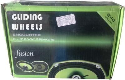 Gliding Wheels fusion EN-FR692 Coaxial Car Speaker
