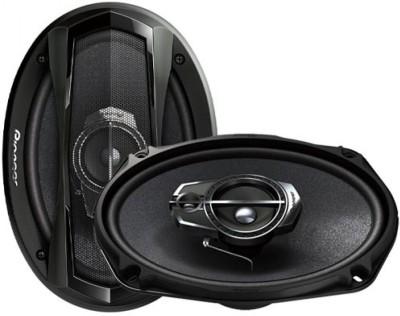 Pioneer TS- A936H 3 Way 6 x 9 550 W Oval Coaxial Car Speaker(550 W)