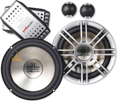 Polk Audio DB 6501 6.5 Inch 2-Way(300w) Component Car Speaker