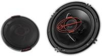 Songbird 6 Inch 380W Max 3 Way SB-B16-66 Coaxial Car Speaker(380 W)