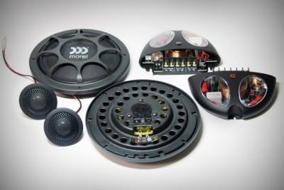 Morel Shallowest Virtus Nano 602 Component Car Speaker