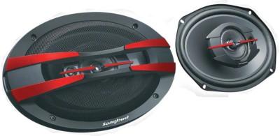 Songbird 6,,X9,, Oval 420W Max 3 Way SB-B69-42 Coaxial Car Speaker(420 W)