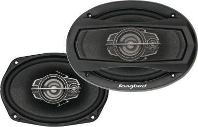 Songbird 6,,X9,, Oval 500W Max 3 Way SB-B69-75 Coaxial Car Speaker(500 W)