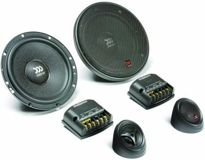 Morel 240W 2-Way Series Audio maximo6 Component Car Speaker