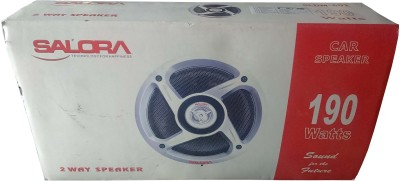 Salora Future Sound SLDM-602 Coaxial Car Speaker