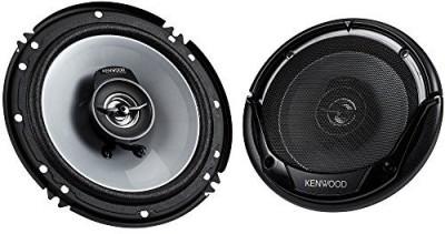 Kenwood KFC-1665S 300-Watt 6.5-Inch 2-Way Sport Series Flush Mount Coaxial Speakers with Paper Tweeters, Set of 2 KFC-1665S Component Car Speaker