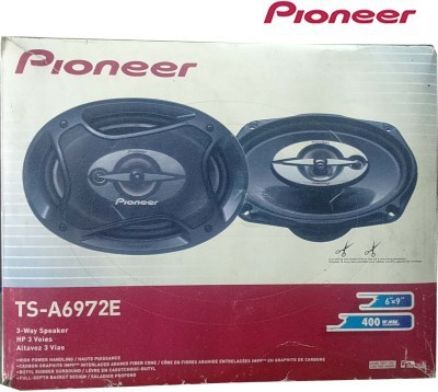 Pioneer Altavoz TS-A6972E Coaxial Car Speaker(400 W)