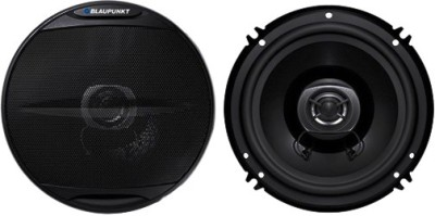 Blaupunkt Blaupunkt Car 6.6 Inches 2-Way Round Speakers Pure Coaxial 66.2 226303 Coaxial Car Speaker(180 W)